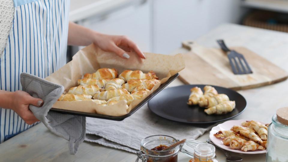 Ценни съвети за перфектно изпичане на хляб,питка и сладкиши