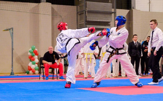 Таекуондо източник: tkdeuros2017.taekwondo.bg