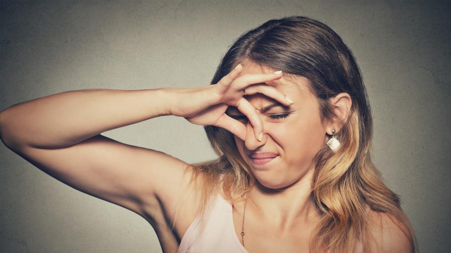Миризмата, която отблъсква жените от мъжете
