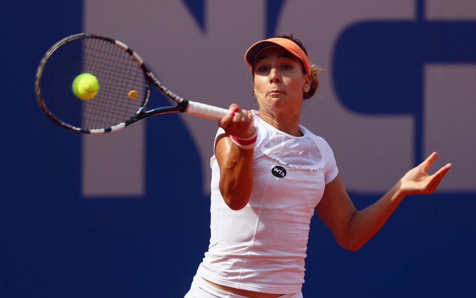 Костова с победа на двойки на турнир в Унгария