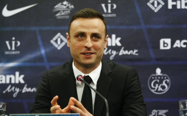 Димитър Бербатов<strong> източник: LAP.bg</strong>