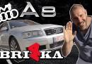 Audi A8: Най-желаната лимузина в България