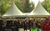 Засилени мерки за сигурност в Мадрид преди Реал - Байерн