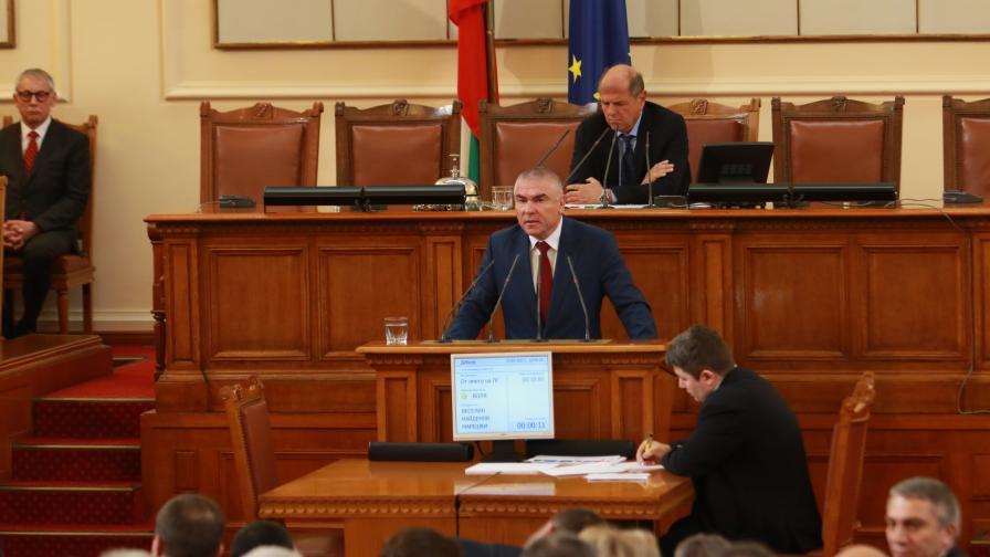Марешки: И аз мога да кажа, че ще намалим депутатските заплати