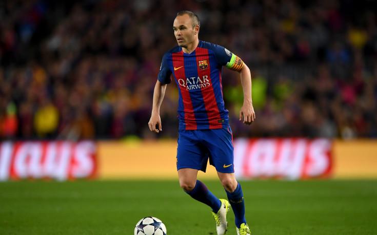 Иниеста: Надявам се историята между Барселона и Меси никога да не приключи