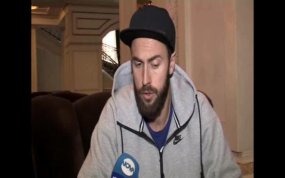 Спортинг Лисабон представи Николай Николов