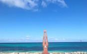 Линдзи Вон с горещи снимки от ваканцията си