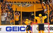 НХЛ: Нешвил отстрани лидера в Западната конференция Чикаго