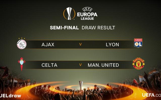 Лига Европа източник: twitter.com/EuropaLeague