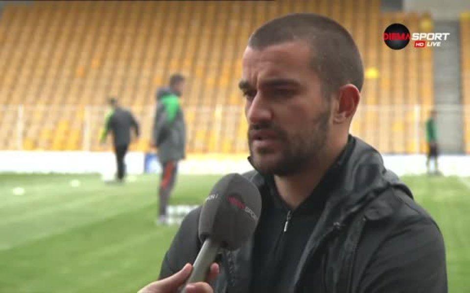 Николай Дюлгеров подсилва македонски тим