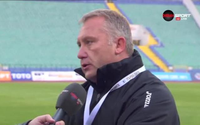 Николай Киров: Забравяме успеха, ще се готвим за Верея