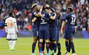 ПСЖ продължава битката за титлата след успех над Монпелие