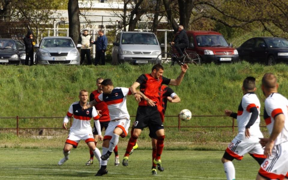 Карнобат изкова успех над Борислав в трета лига