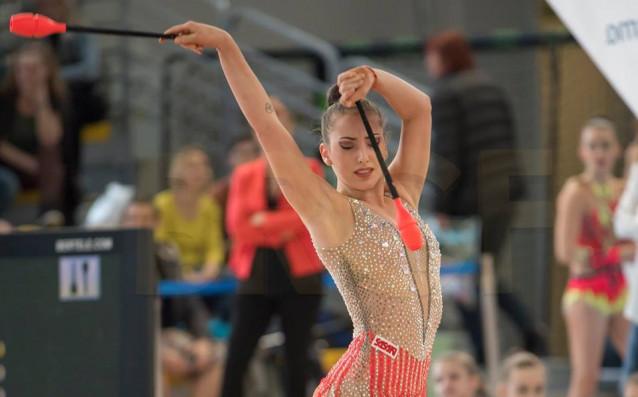 Катрин Тасева<strong> източник: facebook.com/pg/BGRGfederation/</strong>