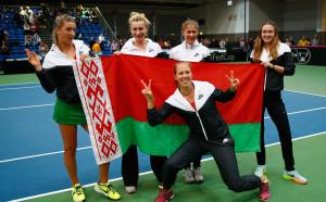 САЩ и Беларус ще си оспорват титлата във Фед Къп