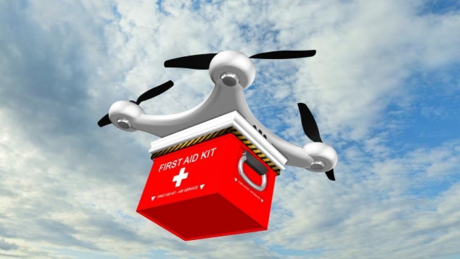 Швейцарски болници ще използват дронове за обмен на лабораторни проби