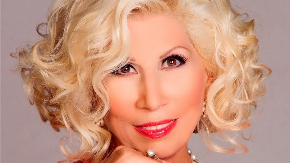 Една голяма българска певица на 63: честит рожден ден на Силвия Кацарова