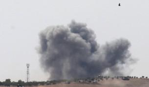 <p>Насилието в Сирия се засилва</p>