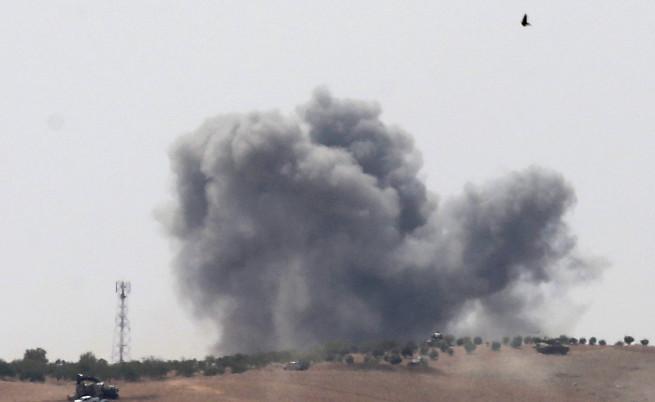 Насилието в Сирия се засилва