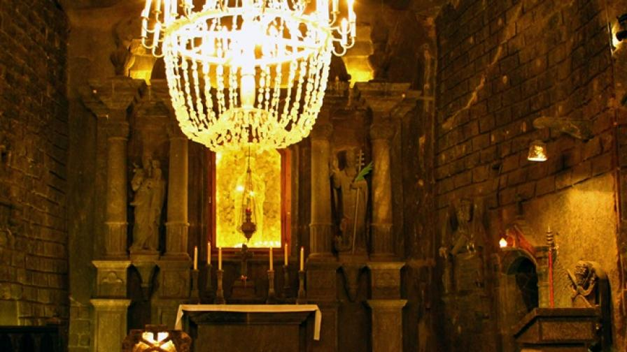 Красотата и мистичността на подземните градове