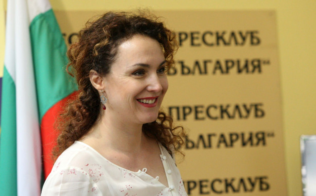 Мария Петрова<strong> източник: LAP.bg</strong>