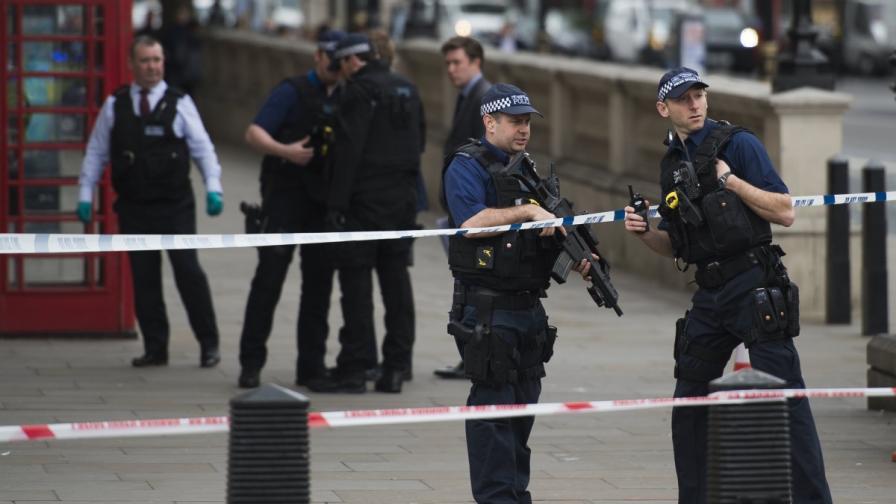 Пак паника в Лондон