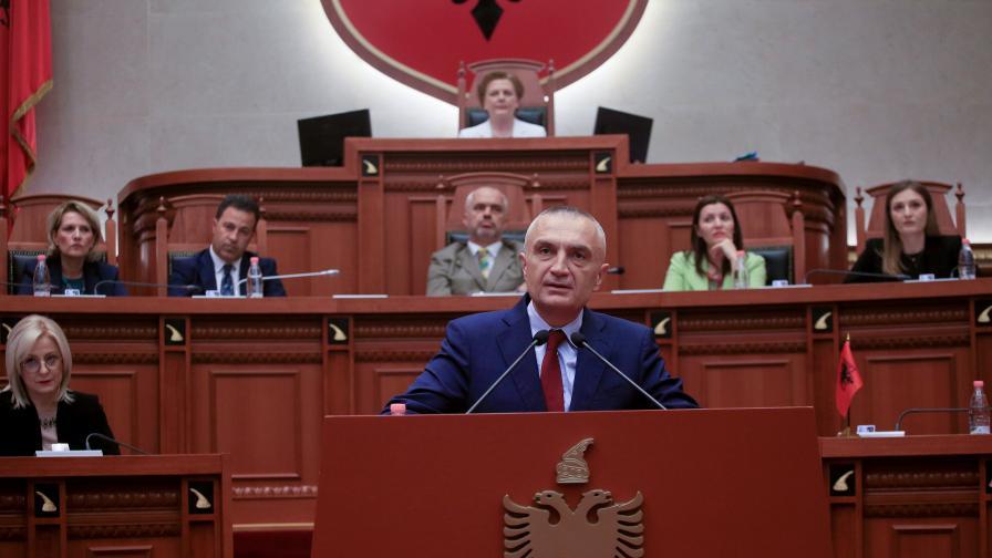 Илир Мета стана президент на Албания