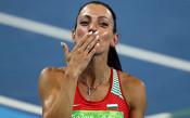 Ивет Лалова стартира сезона с победа на 200 м на турнир в Япония