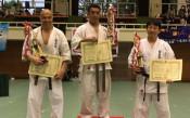 Медали за България на първенството по карате киокушин за ветерани в Япония