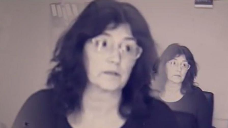 Обвиняемата Ивона Близнакова