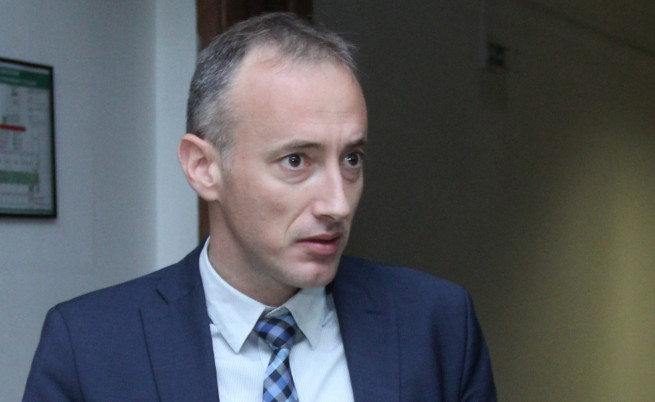 Министър на образованието и науката – Красимир Георгиев Вълчев