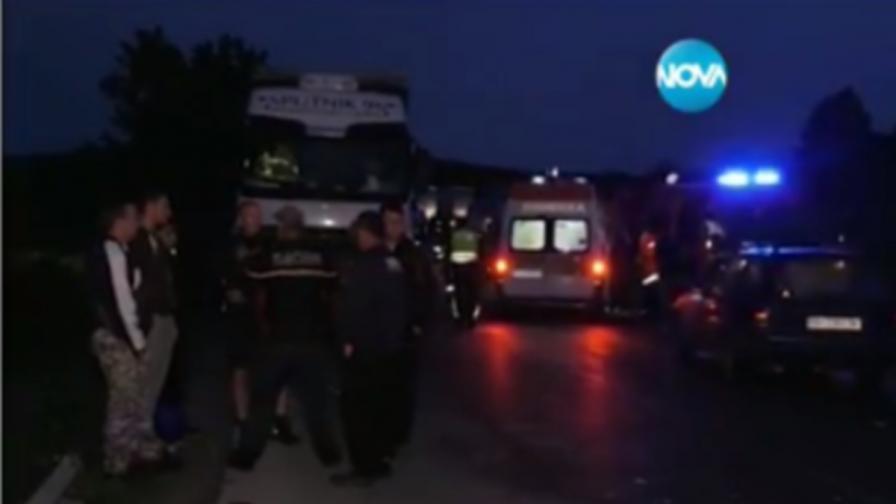 Студентка е загинала при зверската катастрофа на автобус в дере
