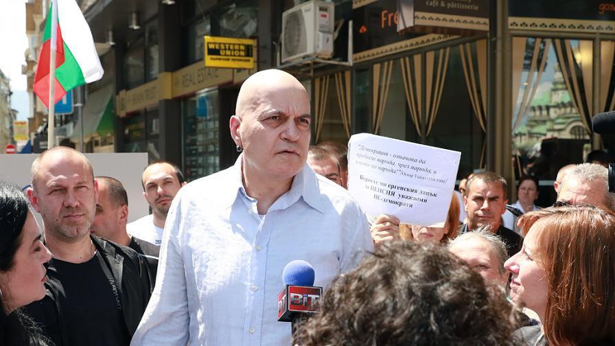 Окончателно решиха за референдума, Слави: Отвратен съм
