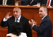 Нинова поиска Борисов в НС заради Македония, той дойде