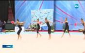 Вижте: Кадри от подиум-тренировката на грациите ни преди СК в София
