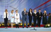 Церемония по откриване на Световната купа по художествена гимнастика 2017<strong> източник: LAP.bg, Илиан Телкеджиев</strong>
