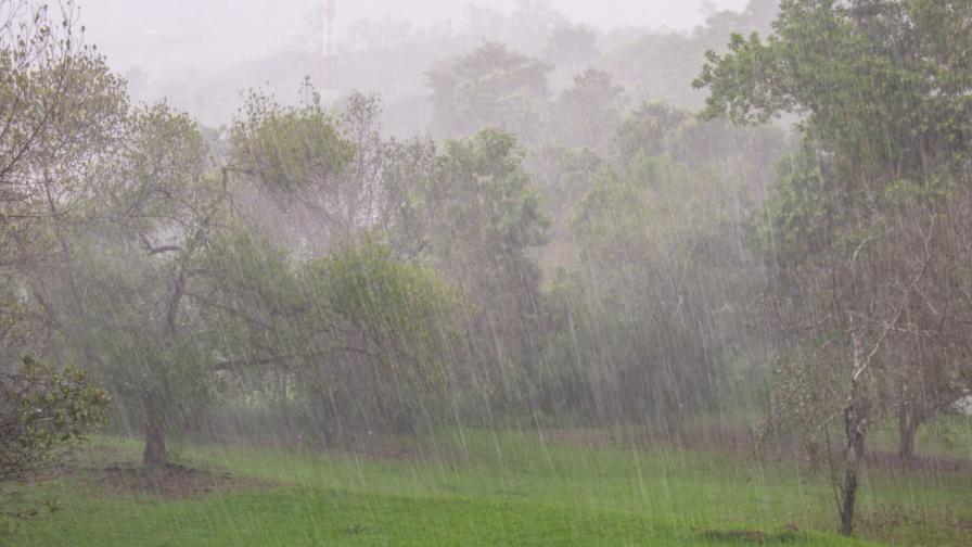 Пак жълт код за дъжд, бедствено положение в Мизия