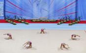 Пореден медал за ансамбъла на Световната купа в София