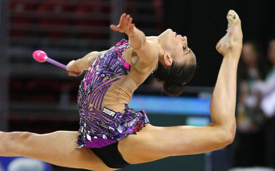 Владинова на косъм от медала на лента