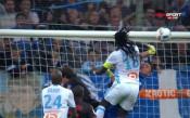 Марсилия първи удари в дербито с Ница