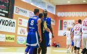 Балкан - срещу румънци, Рилски спортист - срещу литовци в Европа
