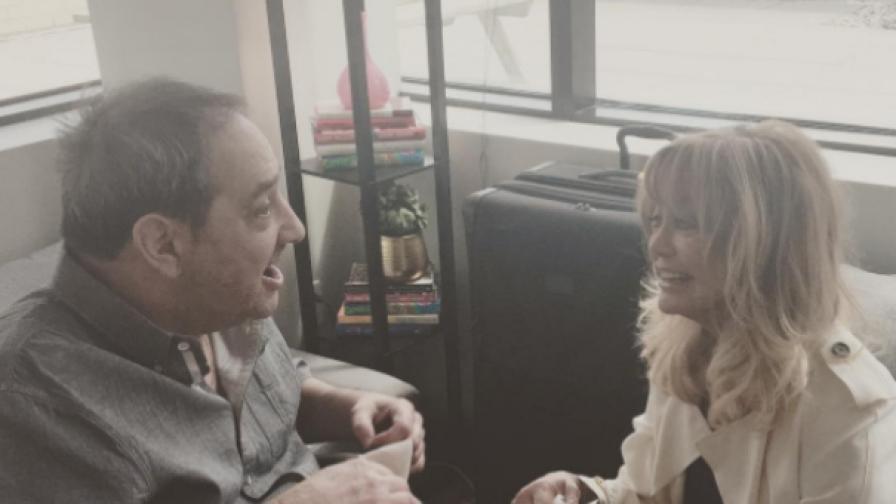 Известна комедийна актриса с невероятен жест към баща си