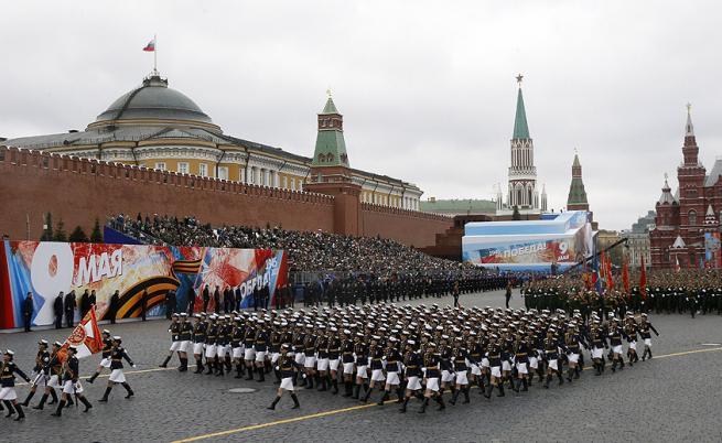 Ето кога ще се проведе Парадът на победата в Москва