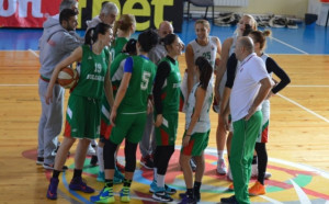Женският тим по баскетбол стартира подготовка още този месец