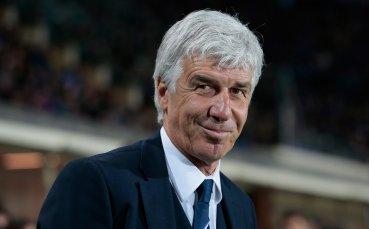 Гасперини сложи амбициозна цел за тима си