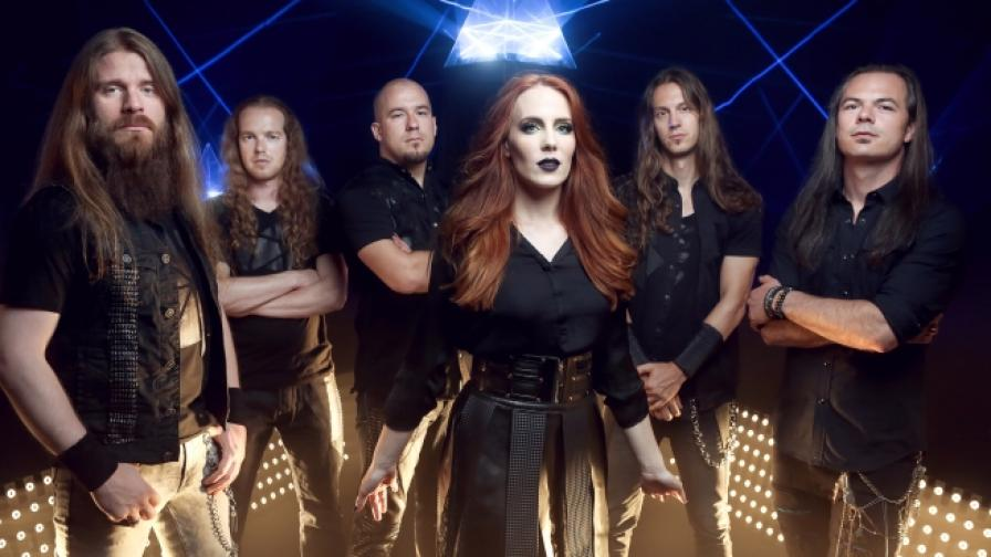 Epica подгрява Evanescence на Hills оf Rock