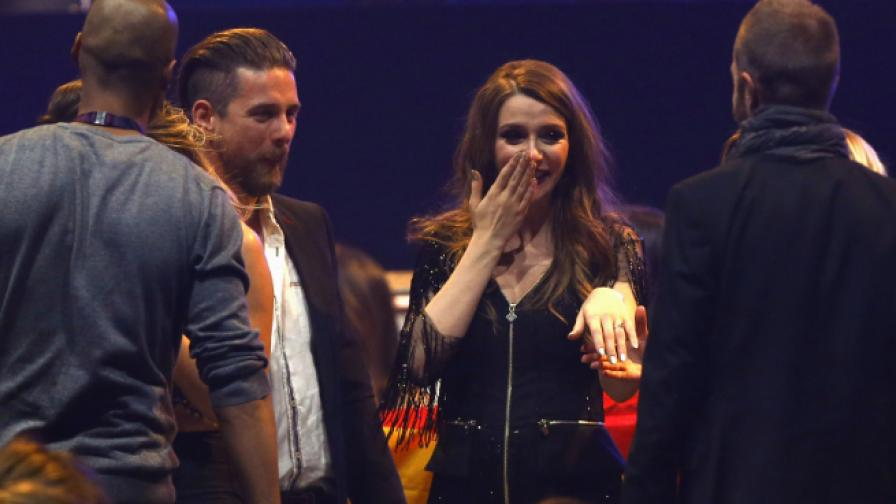 """За първи път предложение за брак на """"Евровизия"""""""