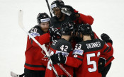 Канада с четвърта победа на Световното по хокей на лед