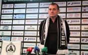 Славия представи новия треньор