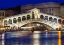 Мостът Риалто, Венеция
